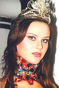 Анна Врублевская, вице-мисс конкурса «Miss World University», модель агентства Karin