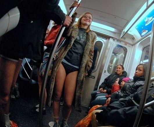 девочек автобусе вагины в